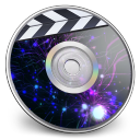 128x128px size png icon of iDVD Plasma