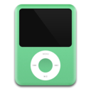 iPodGreen3G Icon