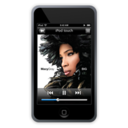 128x128px size png icon of iPod Touch MG