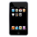 128x128px size png icon of iPod Touch menu