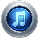 128x128px size png icon of iTunes 10
