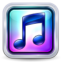 128x128px size png icon of Square Purple Haze