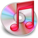 128x128px size png icon of iTunes barbie
