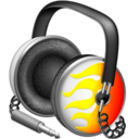 128x128px size png icon of Fiery Funk headphones