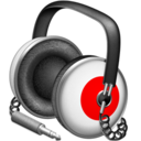 128x128px size png icon of Japanese Jive headphones