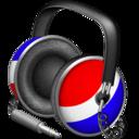 128x128px size png icon of Pepsi Punk headphones