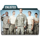 128x128px size png icon of Enlisted
