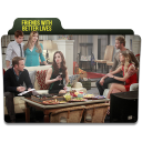 128x128px size png icon of Friends With Better Lives
