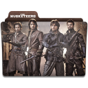 128x128px size png icon of The Musketeers