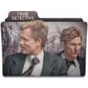 128x128px size png icon of True Detective