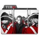 128x128px size png icon of Turn