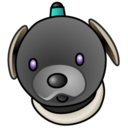 128x128px size png icon of Aibo G3 Macaron