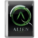 128x128px size png icon of 01 Alien 1979 2012