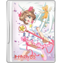 128x128px size png icon of card captor