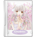 128x128px size png icon of chobits