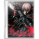 128x128px size png icon of devil may cry
