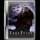 128x128px size png icon of ergo proxy 2