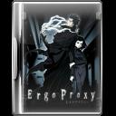 128x128px size png icon of ergo proxy