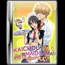 128x128px size png icon of kaichou wa maid sama