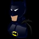 128x128px size png icon of Batman