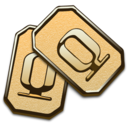 128x128px size png icon of Cubits