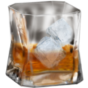 128x128px size png icon of cibi glass rocks