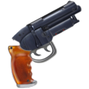 128x128px size png icon of deckard blaster