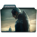 128x128px size png icon of Captain America Winter Soldier Folder 2