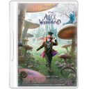 128x128px size png icon of alice in wonderland