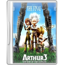 128x128px size png icon of arthur 3