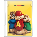 128x128px size png icon of chipmunk