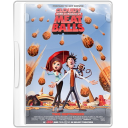 128x128px size png icon of cloudy with a chance of meatballs
