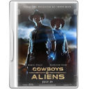 128x128px size png icon of cowboys aliens