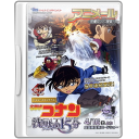128x128px size png icon of detective conan