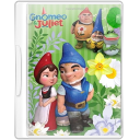 128x128px size png icon of gnomeo juliet