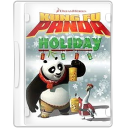 128x128px size png icon of kungfu panda holiday