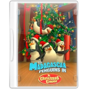 128x128px size png icon of madagascar xmas