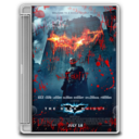 128x128px size png icon of 2008   Dark  Night