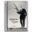 128x128px size png icon of 2008   Quantum Of Solace