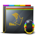 128x128px size png icon of Guyman Folder Download