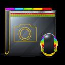 128x128px size png icon of Guyman Folder Photo