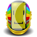 128x128px size png icon of Guyman Smile