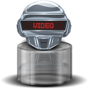 128x128px size png icon of Thomas Folder Video