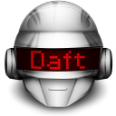 128x128px size png icon of Thomas Daft