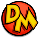 128x128px size png icon of Danger Mouse Logo