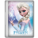 128x128px size png icon of Frozen 2