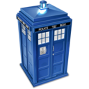 The TARDIS Icon