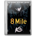 128x128px size png icon of 8 Mile