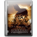 128x128px size png icon of Batman The Begins v2