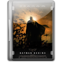128x128px size png icon of Batman The Begins v4